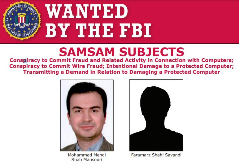 SamSam Ransomwar
