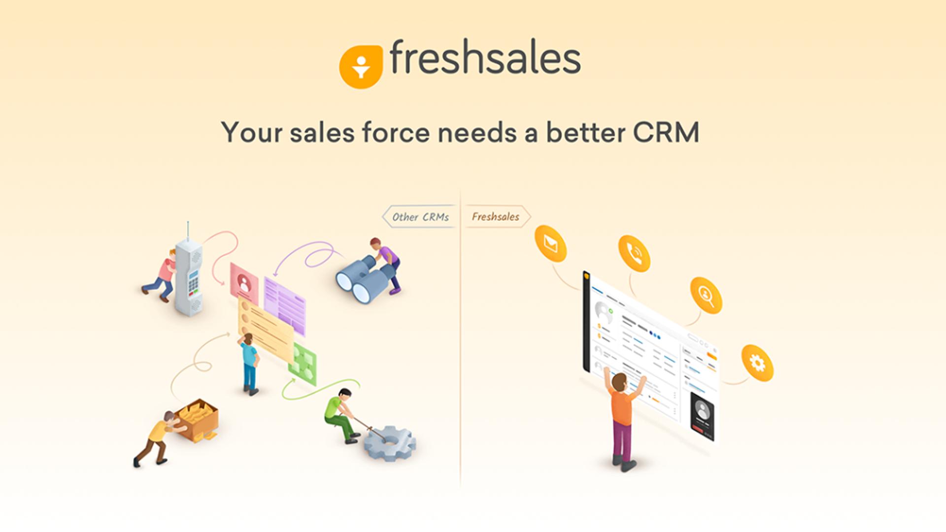 Freshdesk CRM