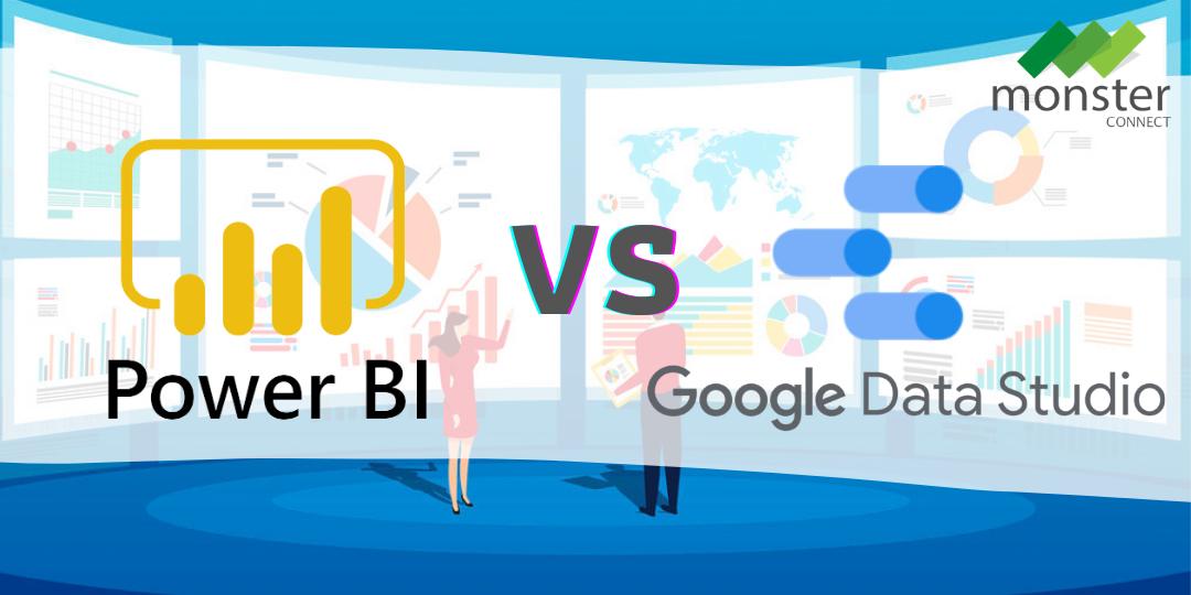 Power BI vs Google Data Studio