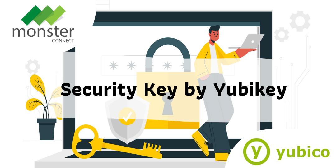 Security Key by Yubikey